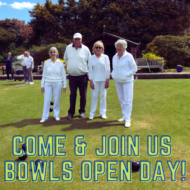 Bowls Open Day 2021